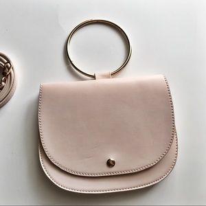 Handbags - Bracelet Handle Bag